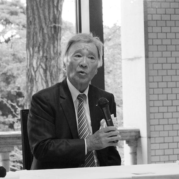 伊藤勝康氏
